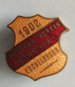 Brosche Radverein 1