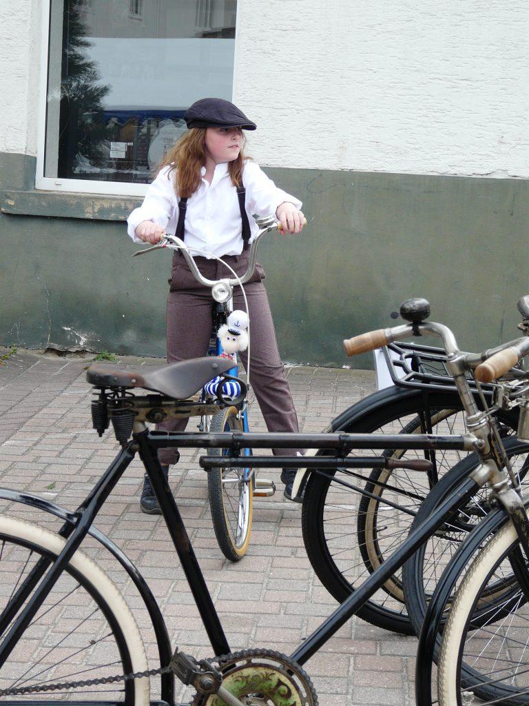 Nachwuchs mit Minirad